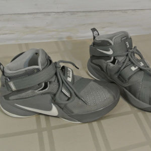 newest 5ac49 5c16c Kids  Nike Lebron Shoes on Poshmark